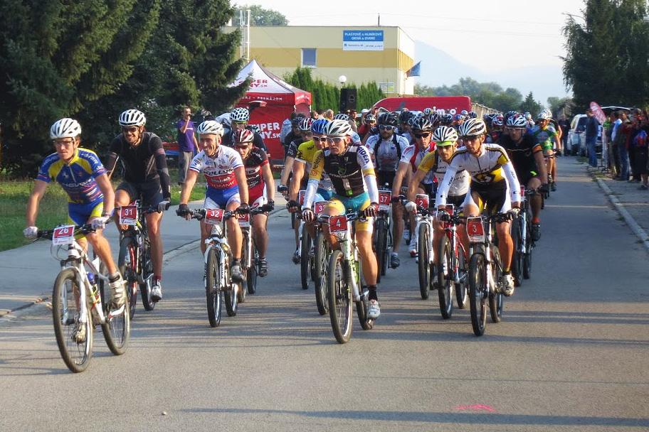 MTB Marathon Nová Dubnica (SK): 115km – 3.900hm
