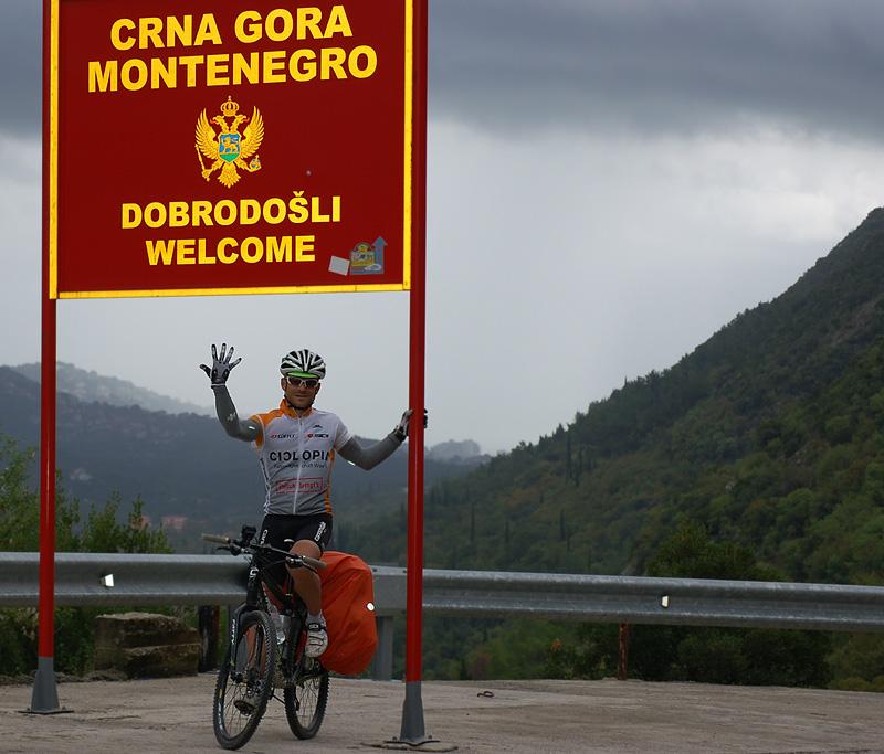 Perchtoldsdorf – Kotor: mit dem Rad nach Montenegro
