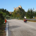 Auf dem Weg nach Verucchio