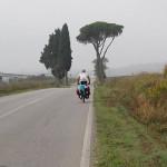 am Weg nach Cittá della Pieve