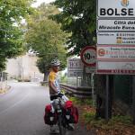 endlich in Bolsena