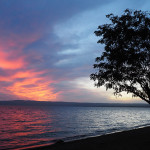Abendstimmung am Lago di Bolsena
