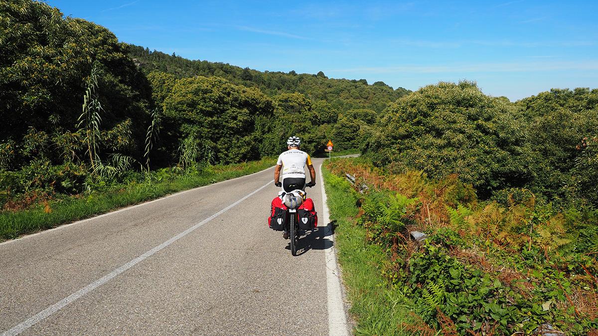 Maroni-Paradies entlang des entlang des Monte Cimino
