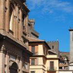 Soriano nel Cimino: Piazza Vittorio Emanuele II