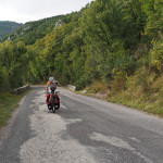am Weg nach Fiamignano