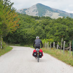am Weg nach L'Aquila