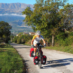 schmale Straße nach San Martino