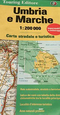 Umbria e Marche - Touring Editore