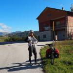 kurz vor dem Lago di Campotosto