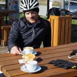 perfekter Platz fürs 2. Frühstück - Lago di Campotosto (1.300m)