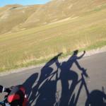 hinauf nach Castelluccio