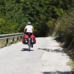 Traumstrecke Mocaiana - Caicambiucci - Strada di Burano