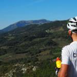 Blick auf den Monte Nerone