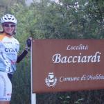 Etappenziel Bacciardi