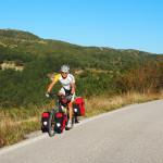 am Weg von Secchiano nach Bacciardi