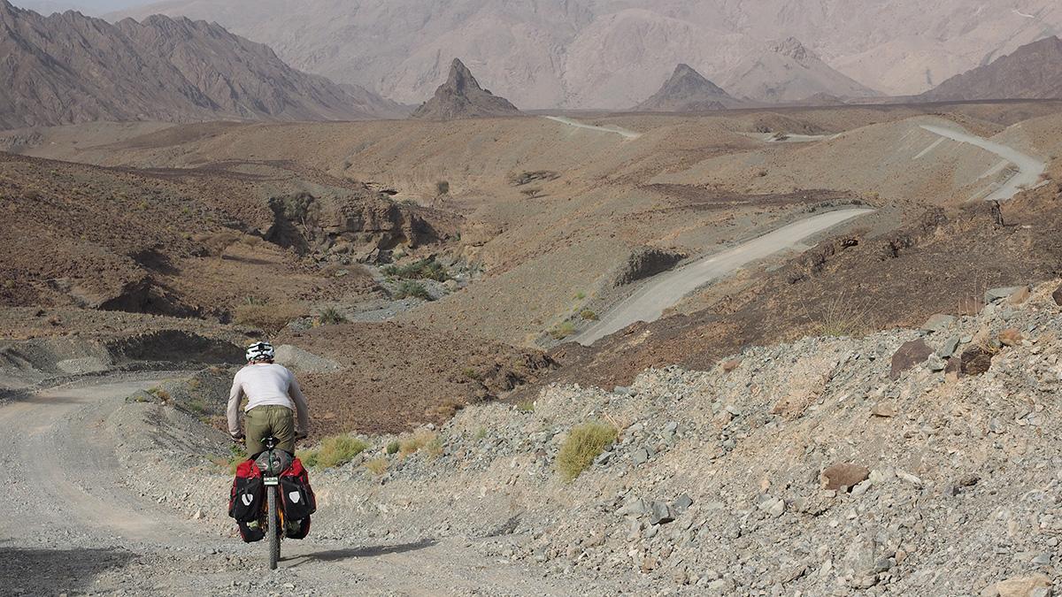 Oman per Bike