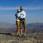 oman per bike: auf 2.000m passhöhe nach al sharaf