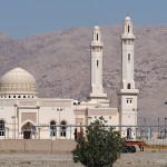 radreise oman: moschee bei dhank