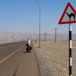 auf dem Weg nach Dhank