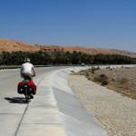 unterwegs im Wadi Dhank