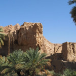 uralte Behausungen im Wadi Dhank