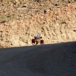 über einen 1.000m hohen Pass nach Al Hijr