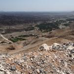 unter uns: die Oase Wadi Al Ala'