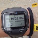 28,8km in 4h 46min ... Negativrekord :)