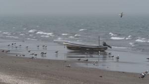endlich am Meer: an der Küste vor Saham