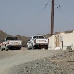 Standard-KFZ der Omanis