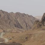 unterwegs zwischen Al Masarrah und Al Fath