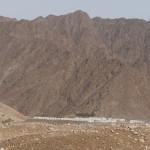 Marmorsteinbruch zwischen Al Masarrah und Al Fath