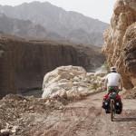 mächtiges Wadi Richtung Al Fath