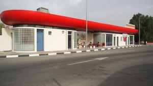 Busbahnhof in Hatta
