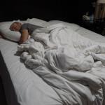 herrlich so ein Bett :)