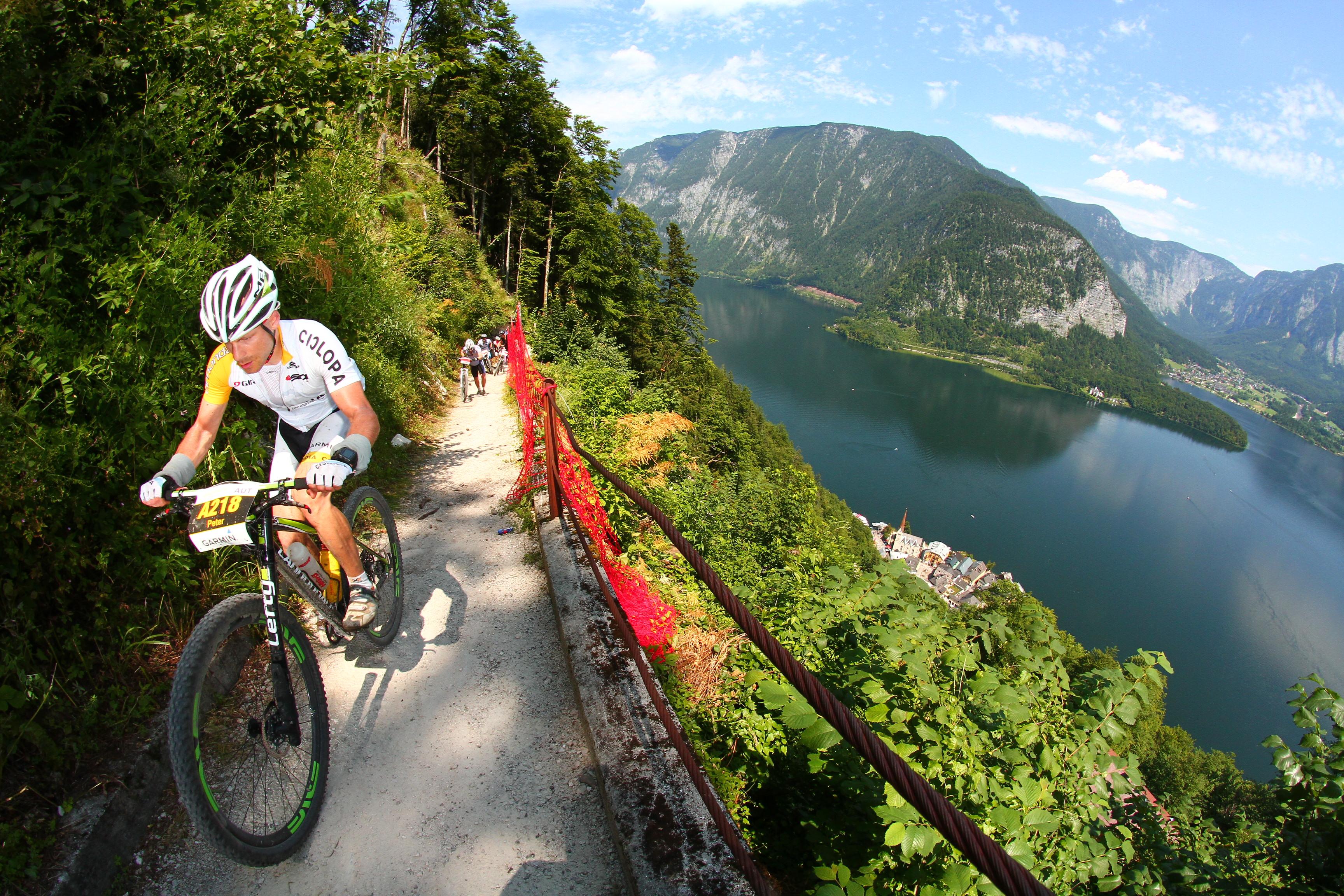 Salzkammergut Trophy A-Strecke: 211km – 7.049hm