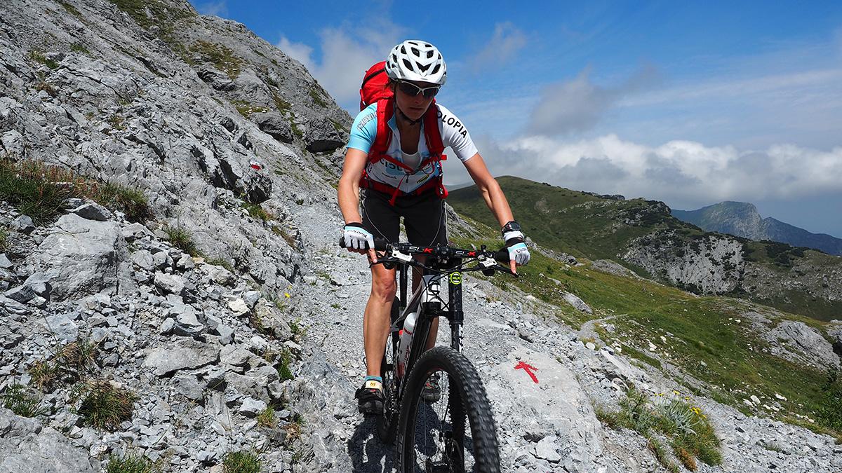 Giro di Mountainbike: Piemont und Ligurien