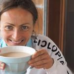 Rifugio Don Barbera (2.079m/Mittagessen) und großer Café :)