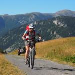 Auffahrt zur Baisse de Peirefique (2.040m)