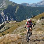 unterwegs zum Colle di Tenda