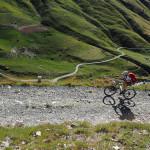 Valle di Traversiera - Auffahrt zur La Colletta/Monte Bellino (2.830m)