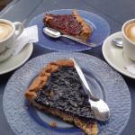 Café und Kuchen in Ponte Marmora