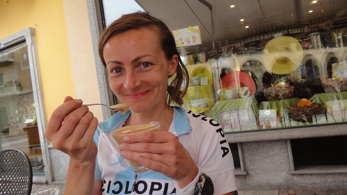 Ice Café Cream und Strudel in Borgo San Dalmazzo