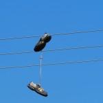 radreise tschechien / cz - achtung stromleitung