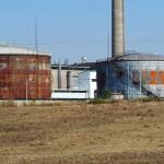 radreise tschechien / cz - industrie