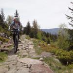 Mountainbiken Schneealpe - Riesengebirge PL/CZ