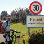Abstecher nach Freiland