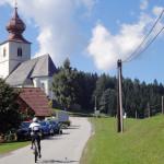 "Wallfahrtskirche Maria Osterwitz (5. ""Etappenort"")"