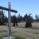 Jakobskreuz bei der Trahütter Hütte