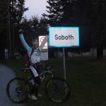"""glücklich in Soboth (7. """"Etappenort"""")"""